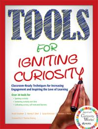 Cover of Tools for Igniting Curiosity book